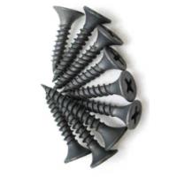 高强度纤维板钉  磷化干壁钉