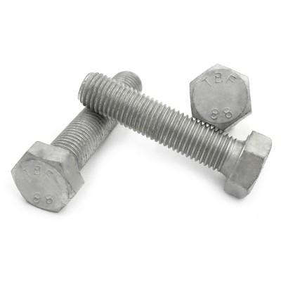 能达热镀锌螺栓、螺母