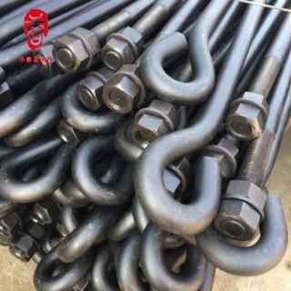 邯郸厂家碳钢4.8级地脚螺栓 热镀锌地脚螺栓 特大地脚丝可定制 预埋地脚螺栓